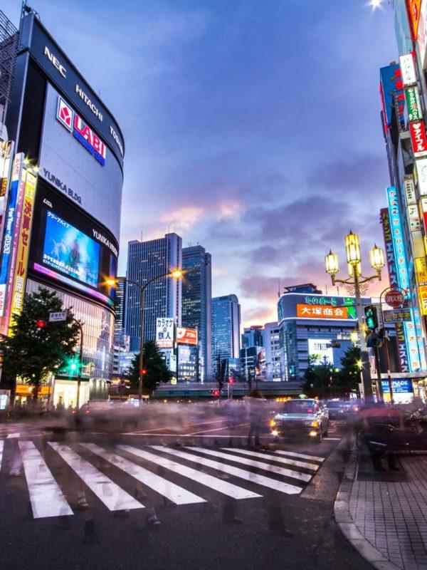 Tóquio é a cidade tecnológica do futuro