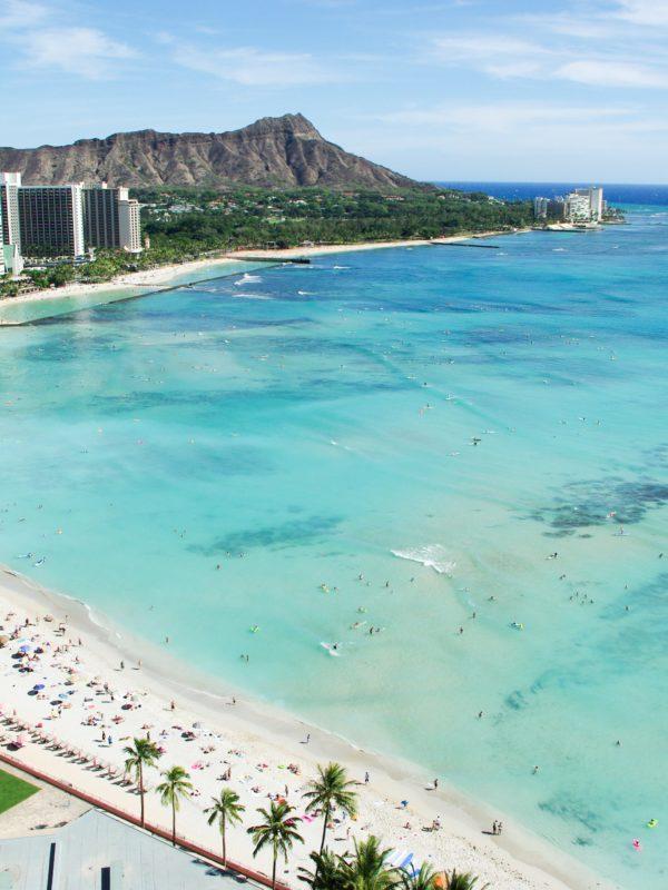 Vamos a La praia? O Havaí é logo ali!