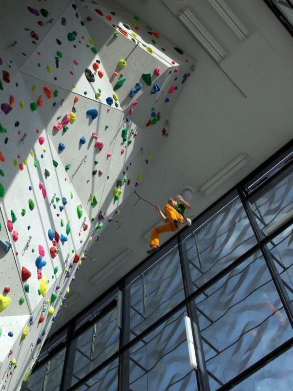 Escalada Indoor… onde praticar em SP