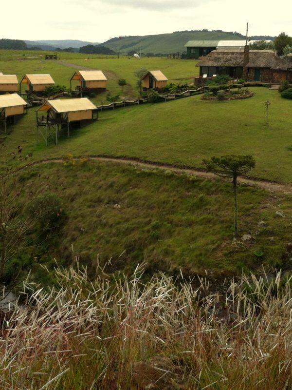 Parador Casa Da Montanha Ecovillage: Diferente