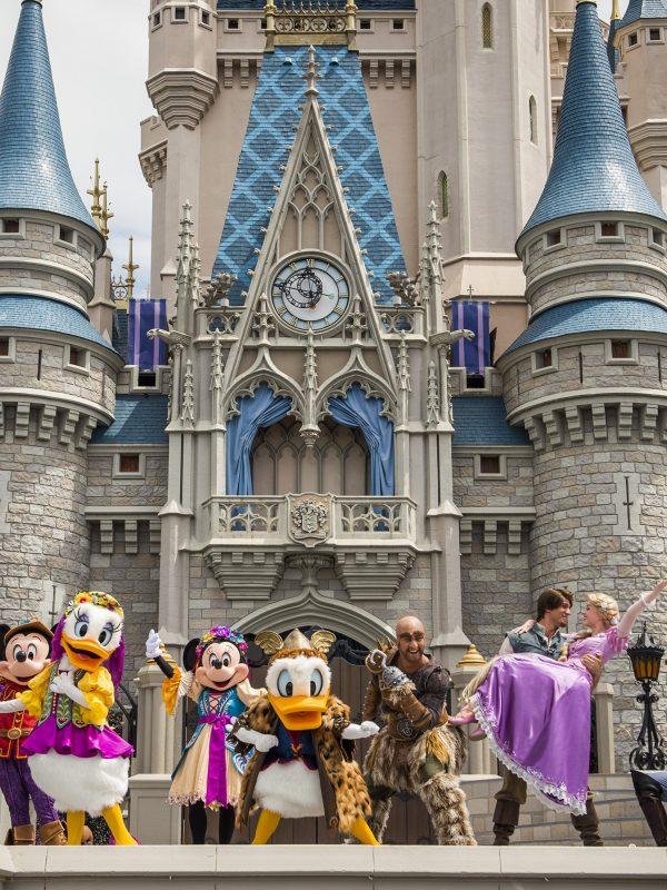 Walt Disney World é diversão para todas as idades