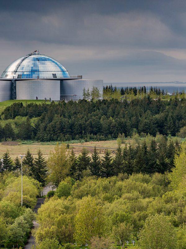 Conheça o Museu Perlan… que explora a incrível natureza da Islândia