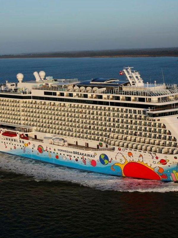 Que tal uma voltinha no Norwegian Cruise Line