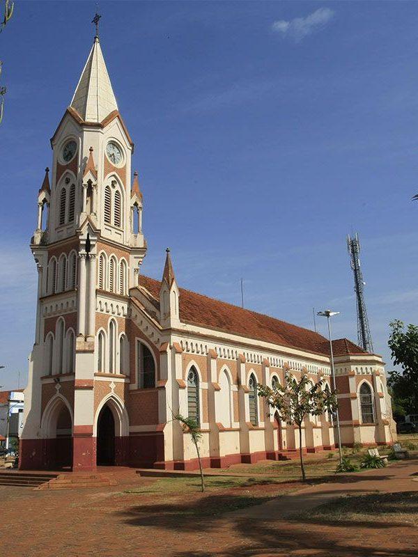 Circuito Religioso no Vale do Paraíba
