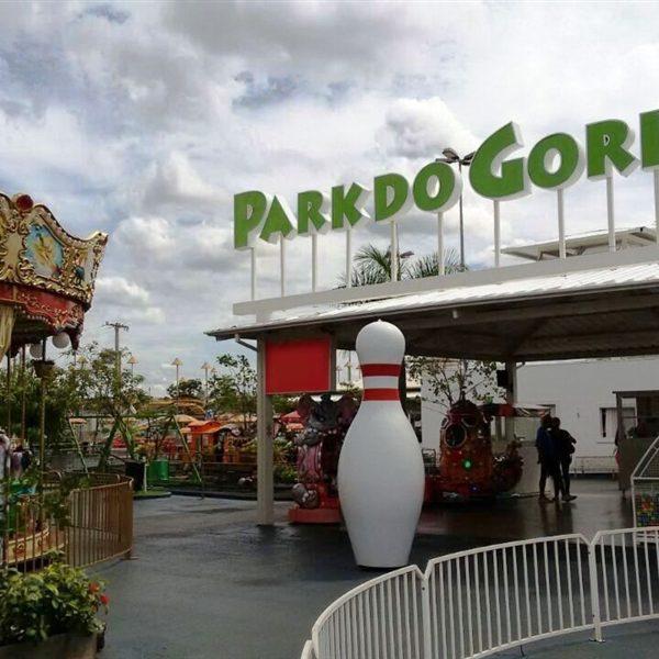 Park do Gorilão traz novidades