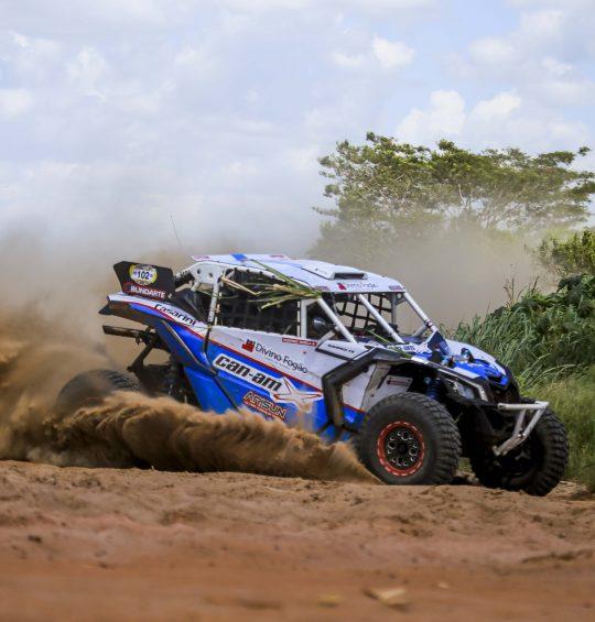 Brasileiro de Rally Baja – São Manuel (SP) é palco das próximas etapas