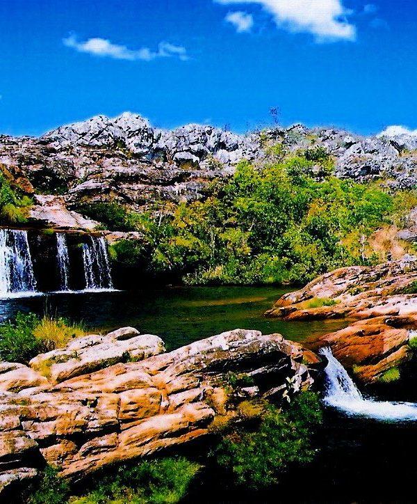 Circuito das Águas de Minas Gerais é relaxante e tranquila